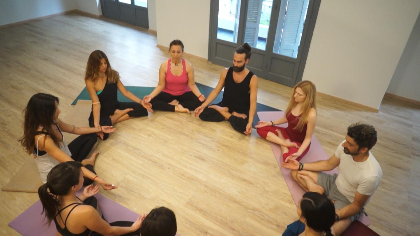 Classes-Meditation 2